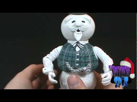 Christmas Spot - Playing Mantis Rudolph and the Island of Misfit Toys Sam the Snowman