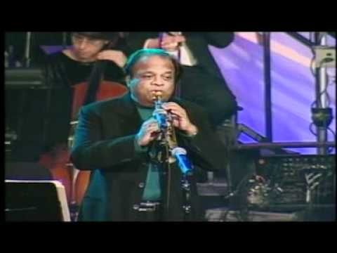 GORE GORE BY SURESH YADAV  SUPRANINO SEXAPHONE AT DETROIT WITH SYMPONY PLAYMOUTH ORCHESTRA CONDUCTED  BY