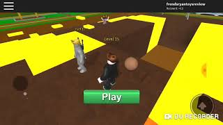 Minigame paling mantap di ROBLOX(play game in Indonesia)