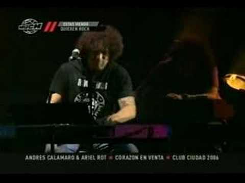 Andres Calamaro - Corazon en venta mp3
