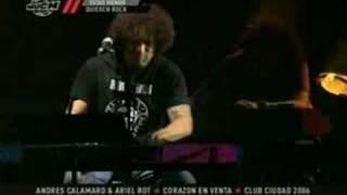 Andres Calamaro - Corazon en venta