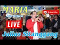 Julius Sitanggang - Maria - live perform at Plaza Pondok Gede