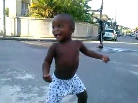 Awesome Dance Made By A Little Black Kid Youtube