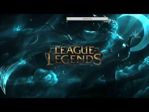 На улице -40, а мы согреваемся в League of Legends под Chillout Man