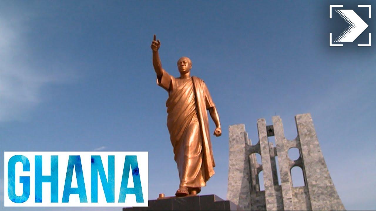 Españoles en el mundo: Ghana (1/3) | RTVE