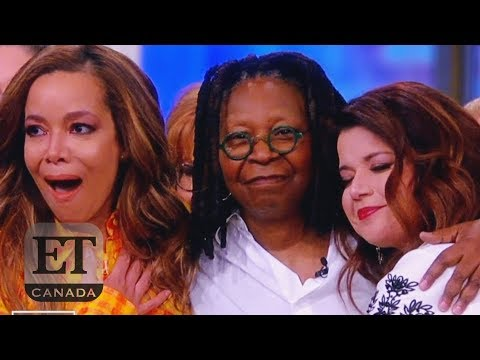 Whoopi's Surprise Return To 'The View'