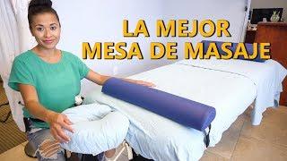 LA MEJOR MESA DE MASAJE CONJUNTO COMPLETO COMPLETO | REVISIÓN