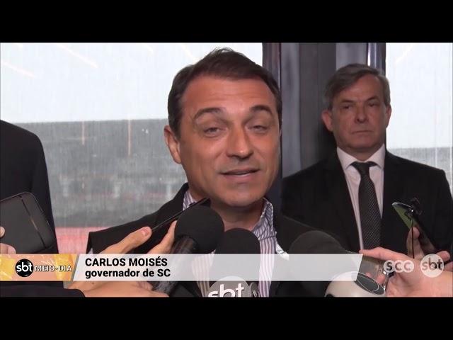 Governo de SC estuda alternativas caso o novo acesso ao aeroporto Hercílio Luz atrase