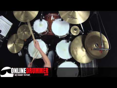 Bring Me To Life - Groove & Fill - Drum...