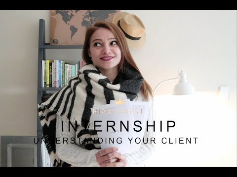 value and UNDERSTAND YOUR CLIENT
