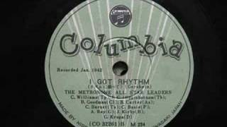 1942 The Metronome All Star Leaders - I GOT RHYTHM