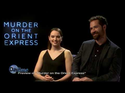 Download Youtube: Daisy Ridley Interview for Murder on the Orient Express