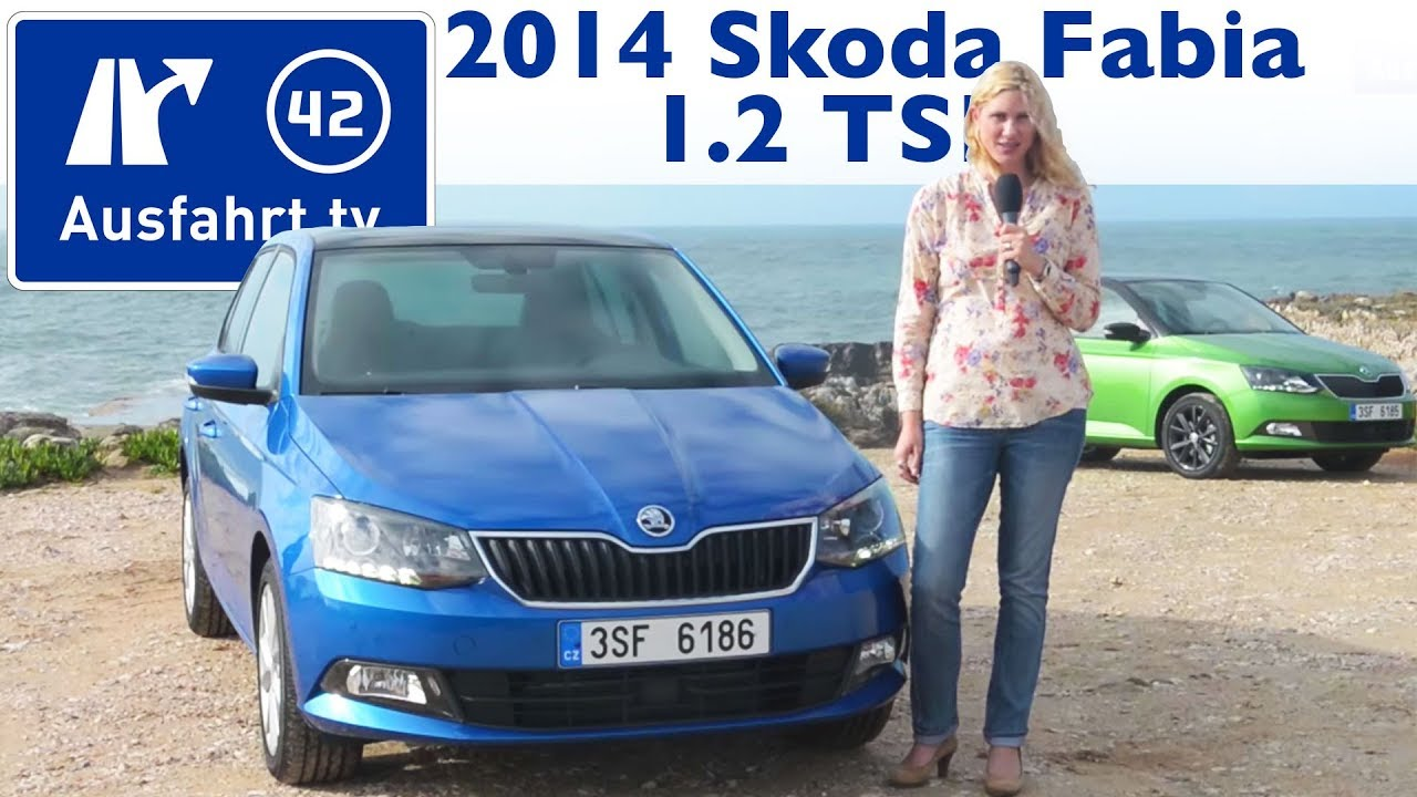 2014 skoda fabia 1 2 tsi 90 ps kaufberatung test. Black Bedroom Furniture Sets. Home Design Ideas