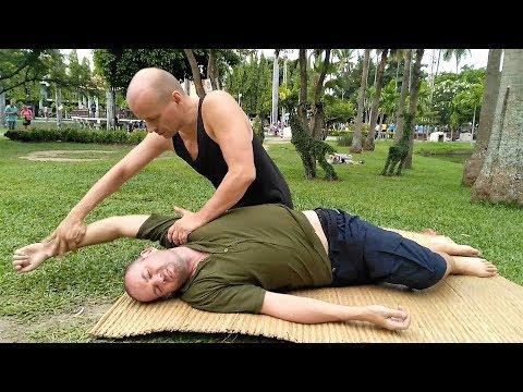 Osteo Yoga massage