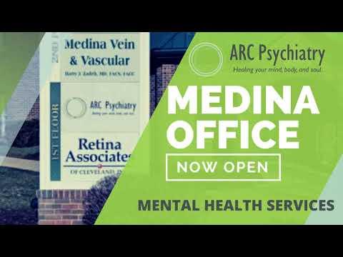 ARC Psychiatry - Medina Office Now Open!