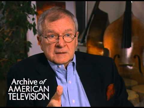 Bill Daily discusses Jeannie and Tony getting married on