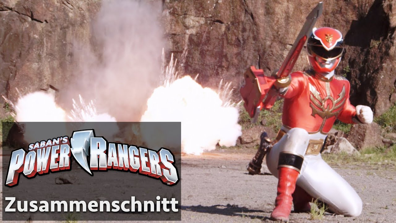Power Rangers Deutsch