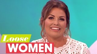 Jess Wright On Her Love Life, Mark And Michelle Rumours And Cuddles   Loose Women