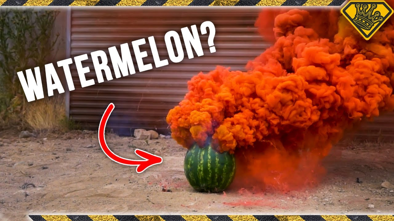 Watermelon Smoke Signal