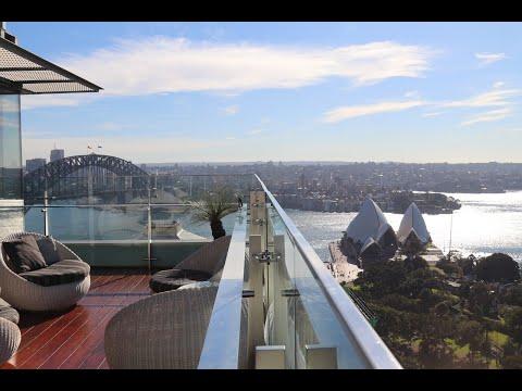 Intercontinental Hotel Sydney Australia
