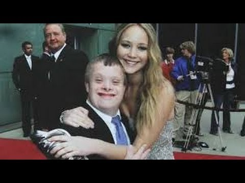 Meet Andy Strunk: Jennifer Lawrence's close friend who has Down Syndrome