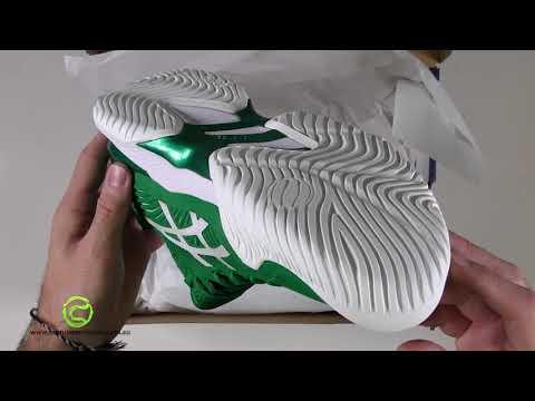 Asics Court FF 2 Novak Green Men's Shoe