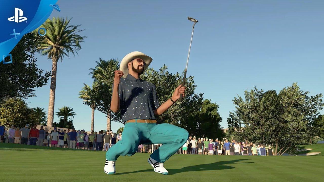 PGA Tour 2K21 - Announce Trailer | PS4