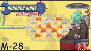 Advance Wars: Dual Strike - [FINAL] Mission 28 (Means to an End) [S]