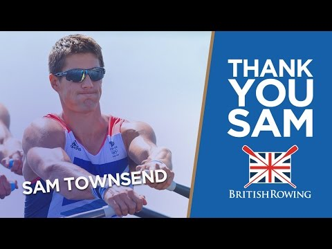 Good luck Sam! | GB Rowing Team's Townsend retires