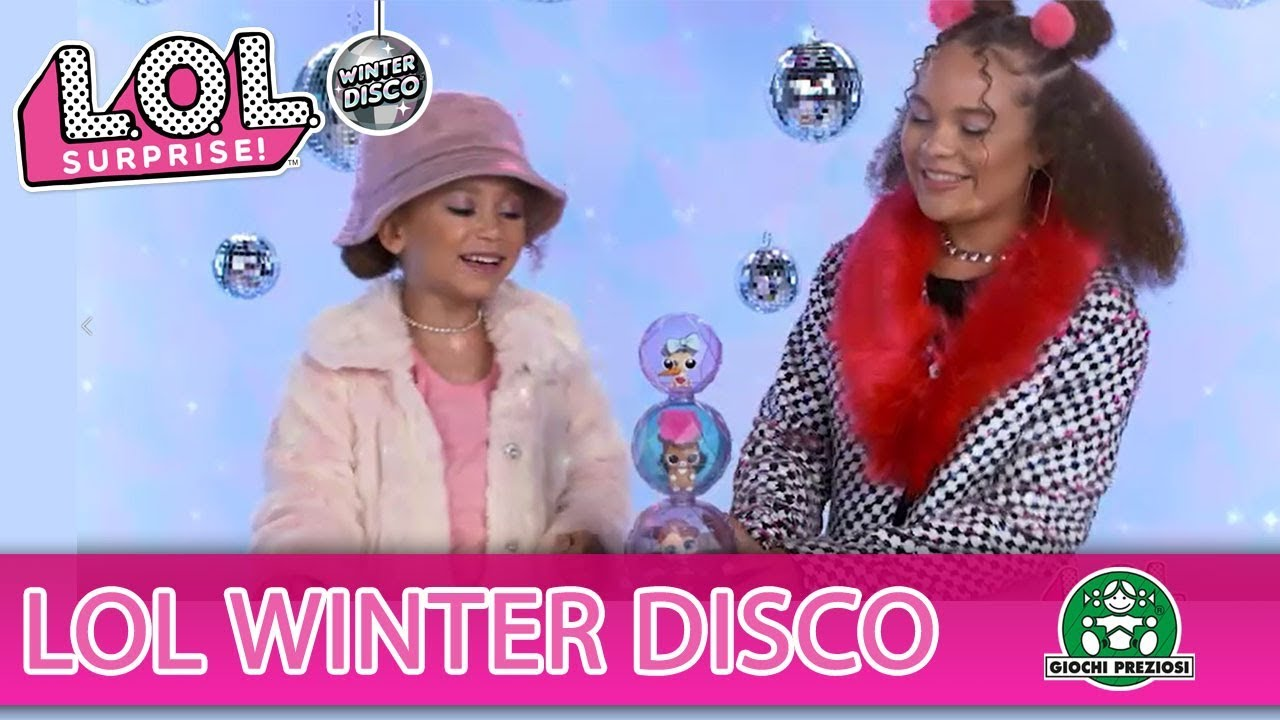 L.O.L Surprise / Winter Disco / Pub TV / Giochi France
