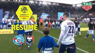 RC Strasbourg Alsace - SM Caen ( 2-2 ) - Résumé - (RCSA - SMC) / 2018-19