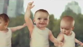 Funny Baby Skaters
