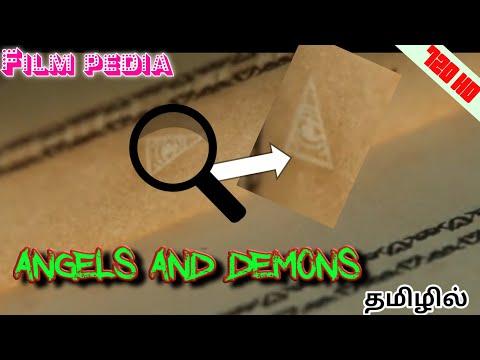 Angels And Demons Tamil Dubbed Scene 720pHD |  Find Illuminati Church Using Galileo Book |Film Pedia