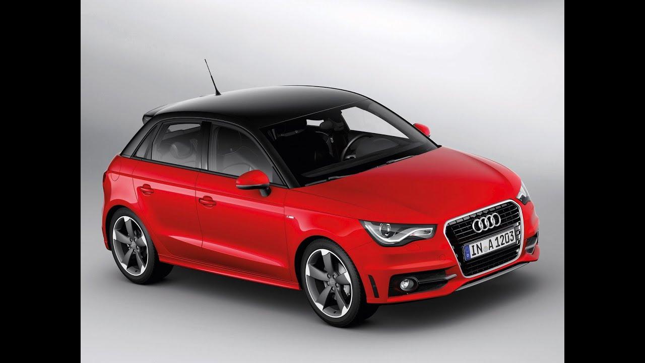 Audi A1 race car!!! - YouTube