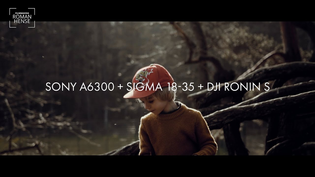 Sony a6300 luts software
