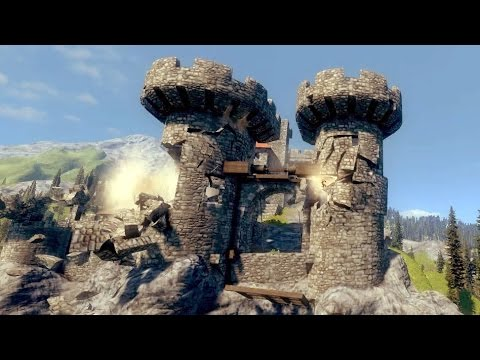 Blowing Up Castles - Medieval Engineers