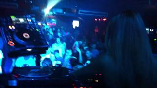 Nuria Ghia @ Club4 (Barcelona - 2013)