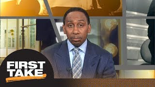 Stephen A: Smith: I don't think Kyrie Irving is given enough credit for Celtics | First Take | ESPN