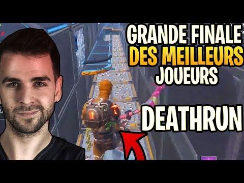 🎯GRANDE FINALE DES MEILLEURS JOUEURS DEATHRUN Level DEMON !