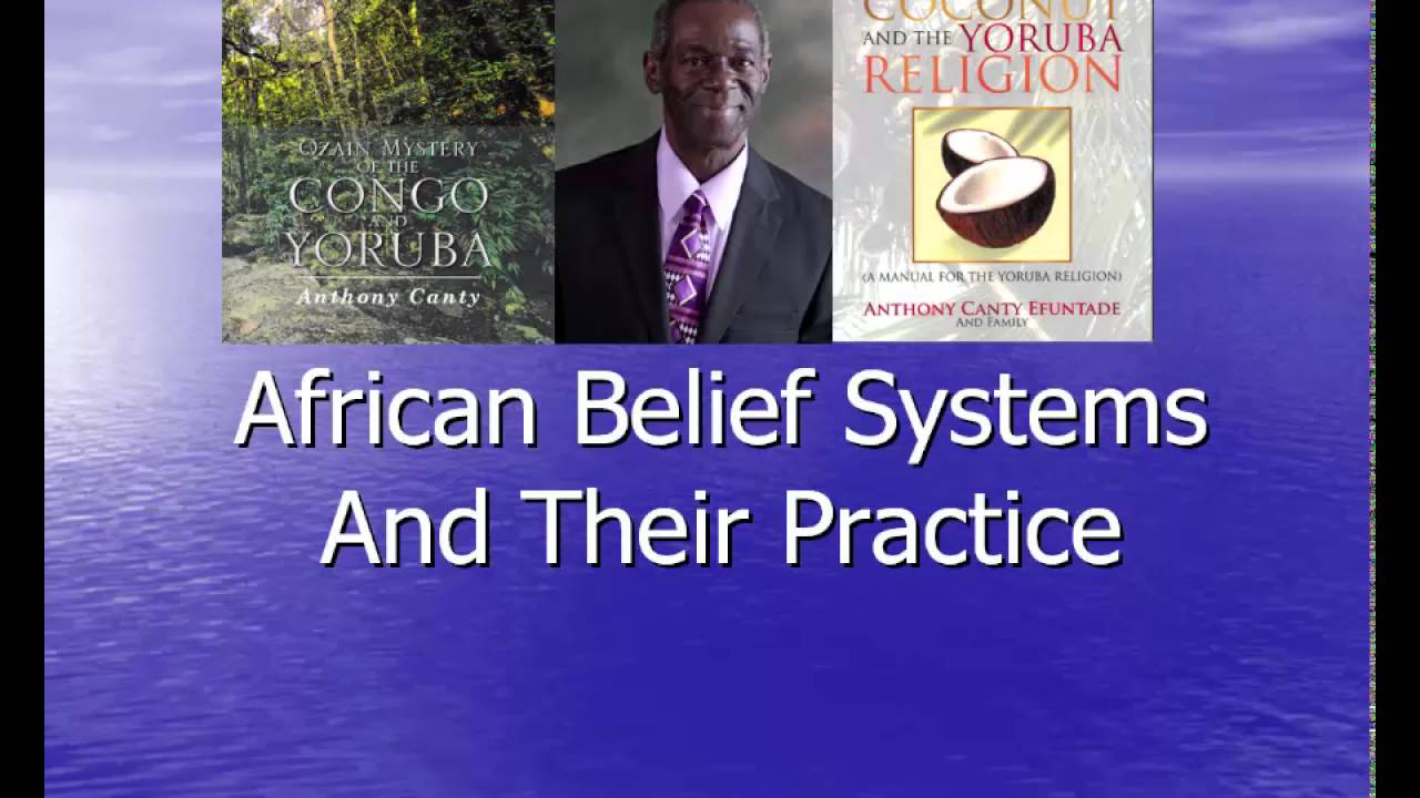 the power of the coconut and the yoruba religion - YouTube