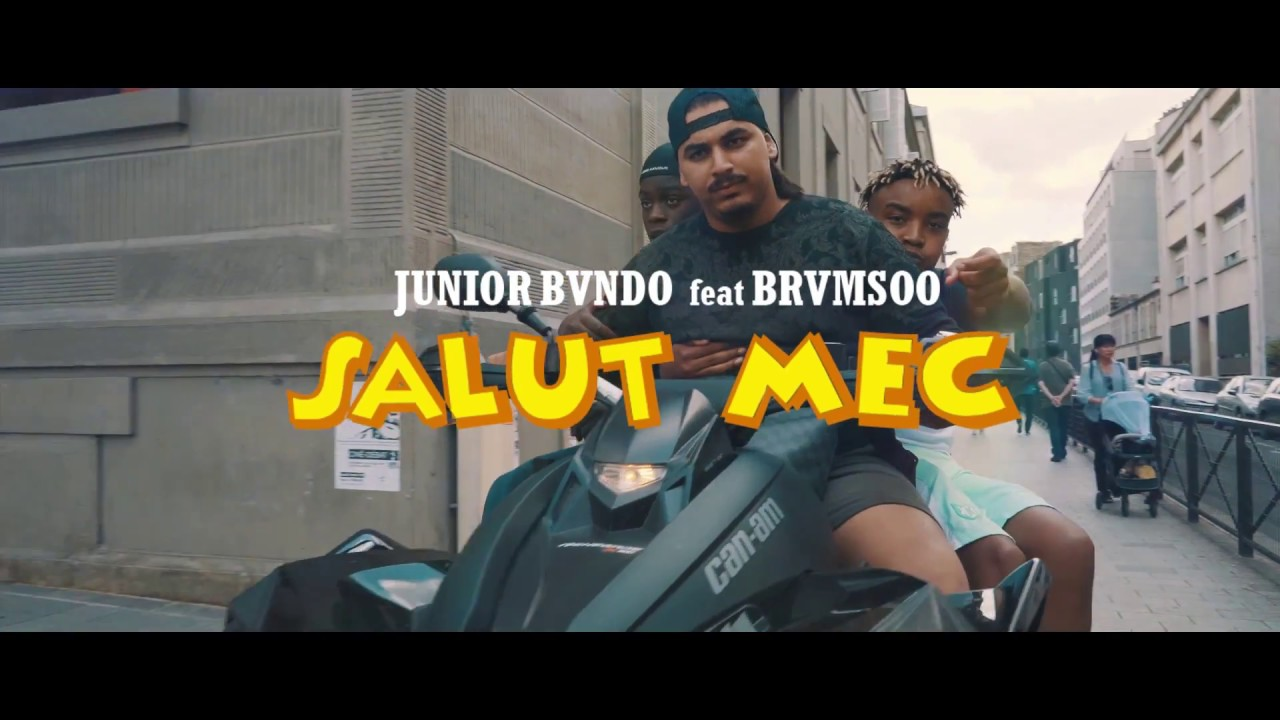 salut mec junior bvndo