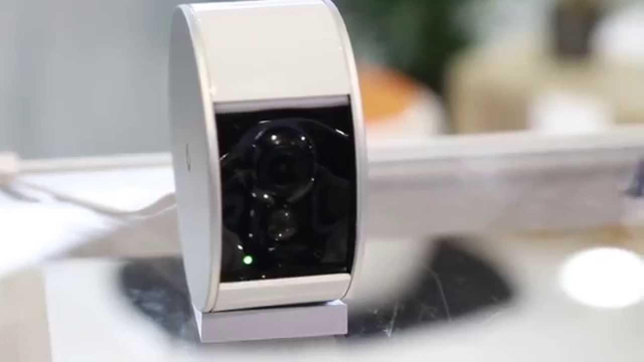hubces pr sentation de myfox alarme et maison connect e youtube. Black Bedroom Furniture Sets. Home Design Ideas