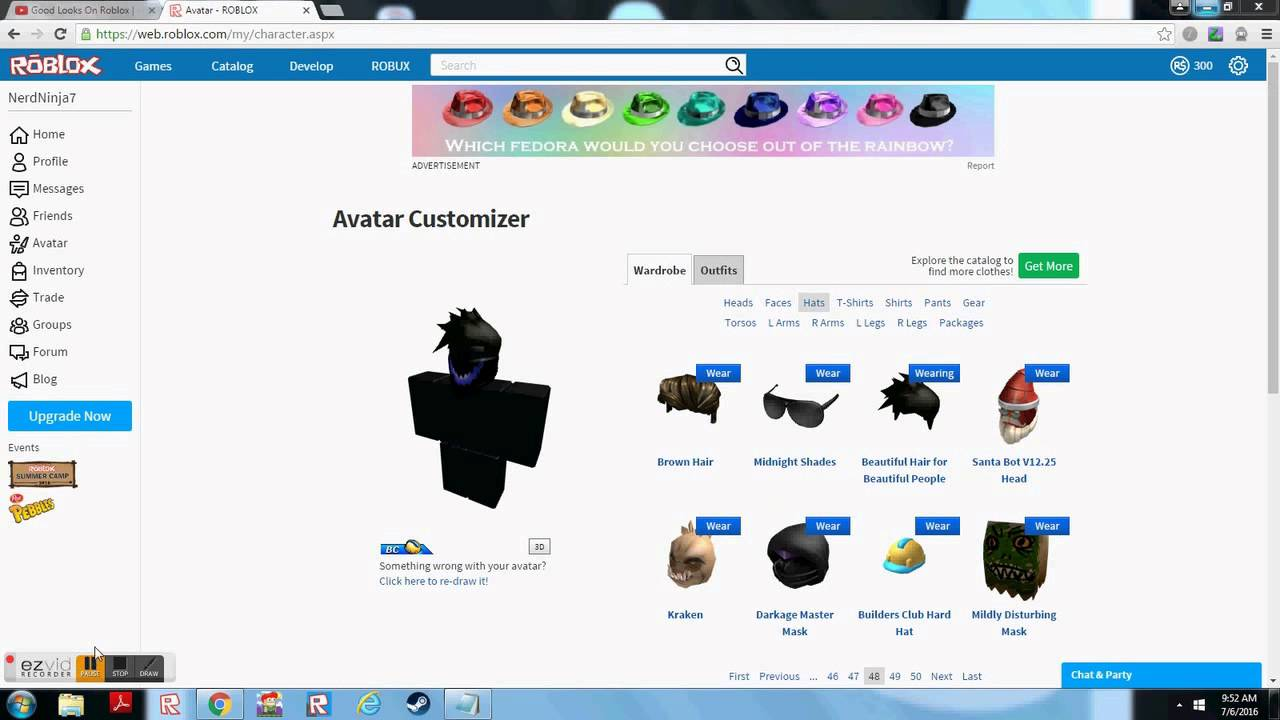 Good Looks With Jack O' Bandit! ROBLOX - YouTube