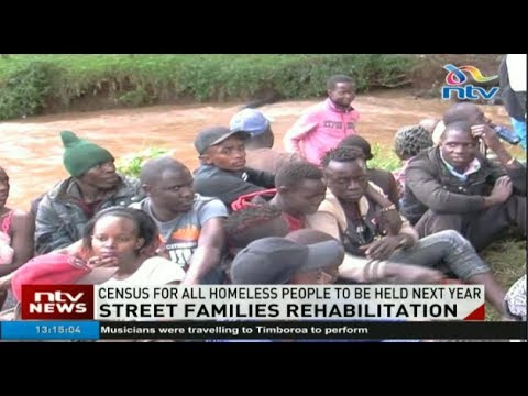 Government to conduct census of street families in 2018