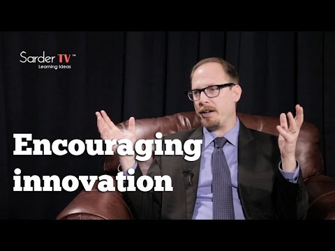 How can leaders and managers best encourage innovation in organizations? by Adam Galinsky, Author
