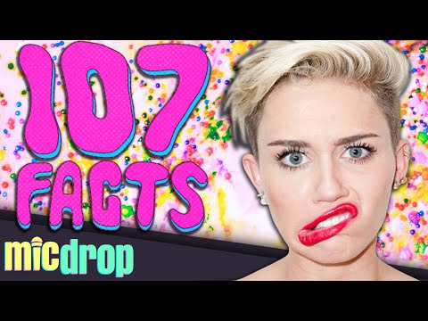 107 Miley Cyrus Music Facts YOU Should Know (Ep. #29) - MicDrop