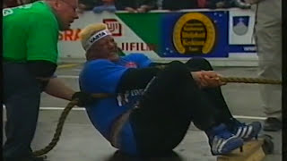 Suomen Vahvin Mies 2003