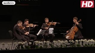 Ébène Quartet - Come Together - The Beatles: Verbier Festival 2016