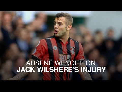 Arsene Wenger On Yet Another Injury For Jack Wilshere