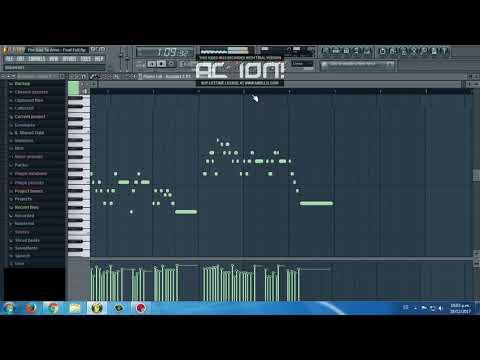 Por Que Te Amo - Sangre Fiel / Pista Karaoke Fl Studio 10 - Kontakt  + MIDI